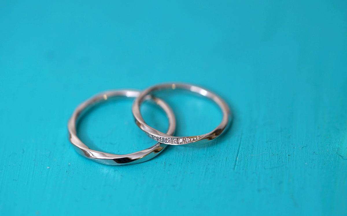 結婚指輪【タカシマヤ店】YUKAHOJOブライダルリング、結婚指輪で深まり育てる幸せ