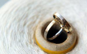 【栄】意味のある結婚指輪を身に着ける
