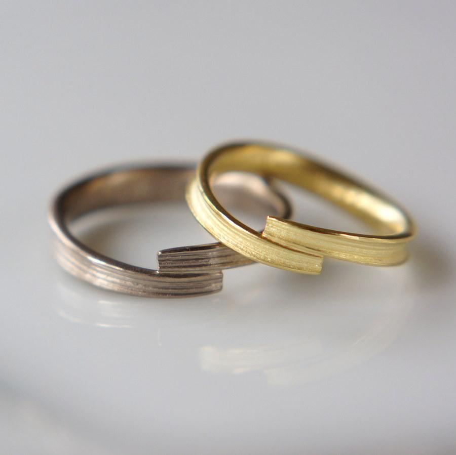 結婚指輪Verdure