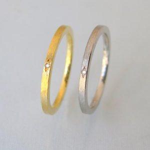 結婚指輪のイメージ1